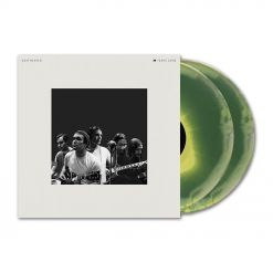 deafheaven 10 years gone yellow green swirl vinyl
