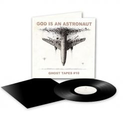 God is an Astronaut ghost tapes #10 black vinyl