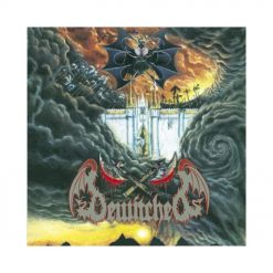 bewitched diabolical desecration cd