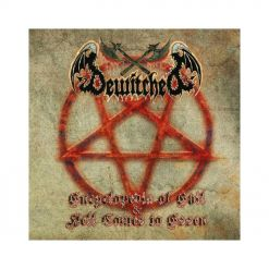 bewitched encyclopedia of evil hell comes to essen cd