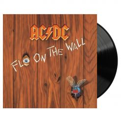 acdc fly on the wall vinyl