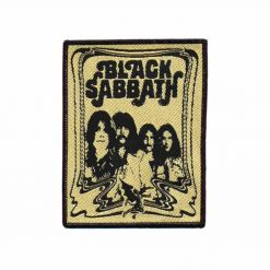 black sabbath the end patch