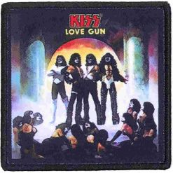 kiss love gun patch
