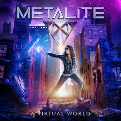 metalite a virtual world cd