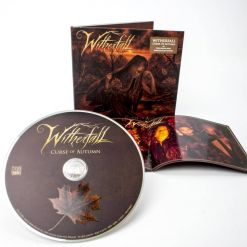 witherfall curse of autumn digipak cd