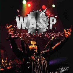 w.a.s.p. double live assasins cd