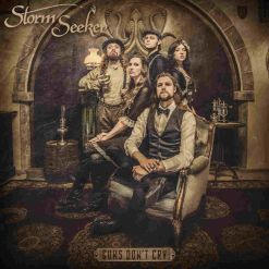 storm seeker guns dont cry digipak cd