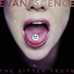 evanescence the bitter truth digipak cd
