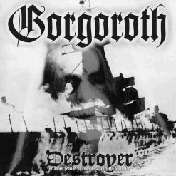 gorgoroth destroyer clear vinyl
