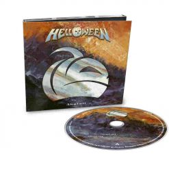 helloween skyfall cd single digipak