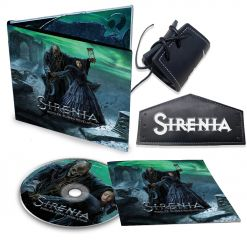 sirenia riddles ruins and revelations digipak cd leather wirstband
