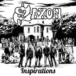 saxon inspirations digipak cd