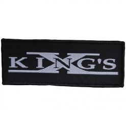 kings x logo patch