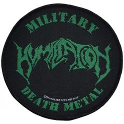 humiliation milatary death metal