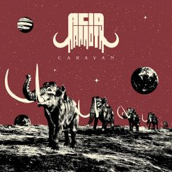 acid mammoth caravan digipak cd