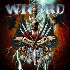 wizard metal in my head digipak cd