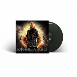 ronnie atkins one shot black vinyl