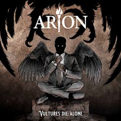 arion vultures die alone digipak cd