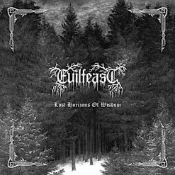 evilfeast lost horizons of wisdom cd