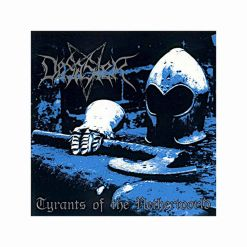desaster tyrants of the netherworld black vinyl