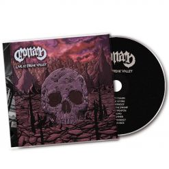 Conan Live at Freak Valley CD