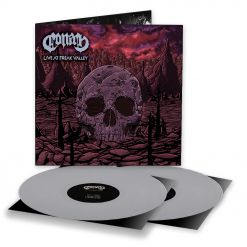 Conan Live At Freak Valley Grey 2- Vinyl