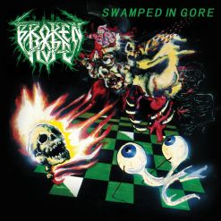 broken hope swamped in gore black vinyl