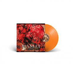 tiamat gaia orange vinyl