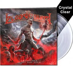bloodbound creatures of the dark realm clear vinyl