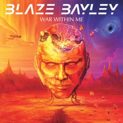 blaze bayley war within me cd