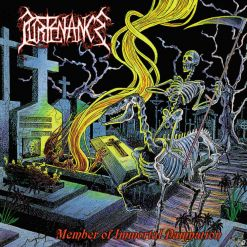 purtenance member of the immortal damnation cd