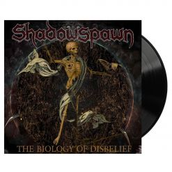 shadowspawn the biology of disbelief vinyl