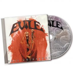 Evile Hell Unleashed CD