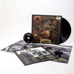 bewitcher cursed be thy kingdom digipak cd