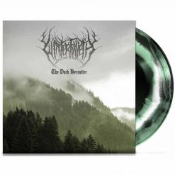 winterfylleth the dark hereafter green black white swirl vinyl