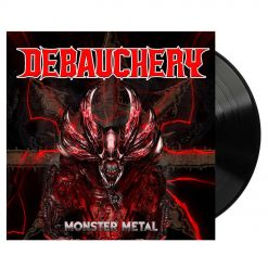 debauchery monster metal digipak cd