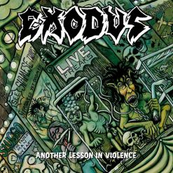 exodus another lesson in violence cd