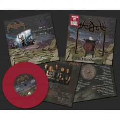 scald there flies our wail oxblood 7 ep