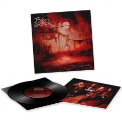 "Bodom After Midnight Paint the Sky with Blood BLACK 10"" Mini EP"