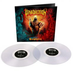benediction scriptures clear vinyl