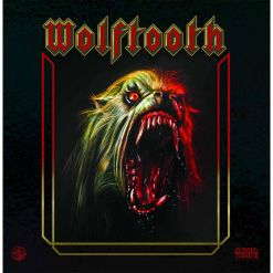 Wolftooth - Digipak CD