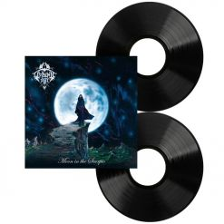limonic art moon in the scorpio black vinyl