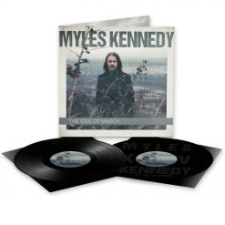 Myles Kennedy - The Ides Of March - BLACK 2- Vinyl