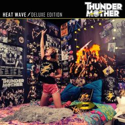 thundermother heat wave deluxe edition digipak 2 cd