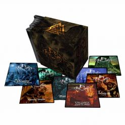 manegarm deluxe edition box set