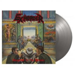 Slaughter In The Vatican - SILBERNES Vinyl