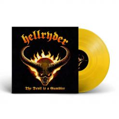 The Devil Is A Gambler - GELBES Vinyl