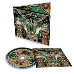 Inertia - Digipak CD