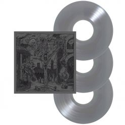 Abomination Echoes - SILVER 3- Vinyl