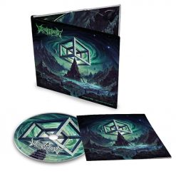 Hypercube Necrodimensions - Digipak CD